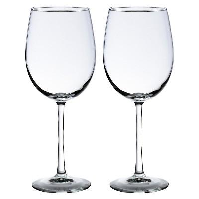 2ct Wine Glasses