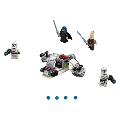 LEGO Star Wars Jedi and Clone Troopers Battle Pack 75206