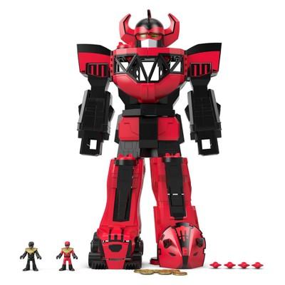 Fisher Price Imaginext Power Rangers Morphin Megazord Target