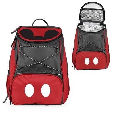 Picnic Time Disney Mickey Mouse PTX Backpack Cooler - Red