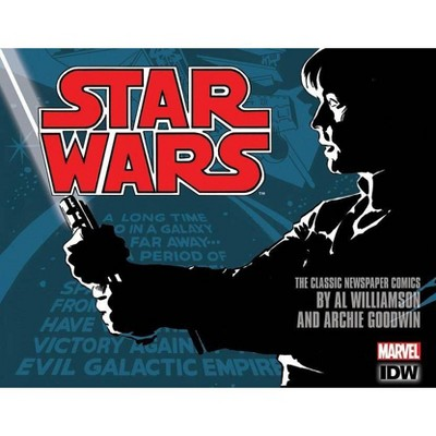Star Wars: The Classic Newspaper Comics Vol. 3 - by  Archie Goodwin (Hardcover)