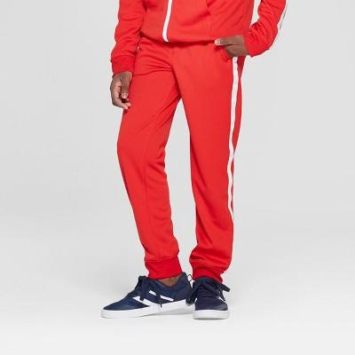 Boys' Woven Jogger Pants - Cat & Jack™ Red