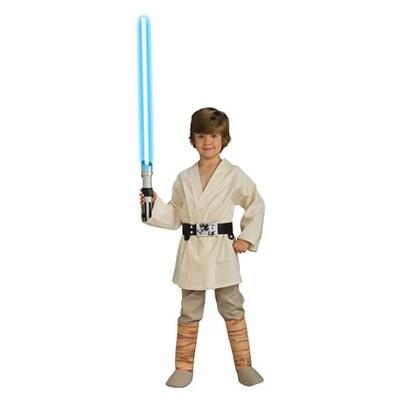Star Wars Luke Skywalker Boys' Deluxe Costume
