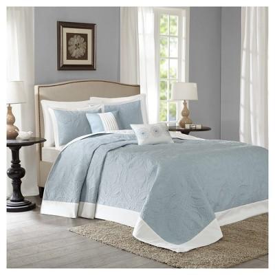 Clark Bedspread Set 5pc