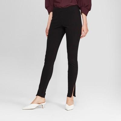 Women's High-Rise Leggings with Zipper - Prologue™ Black