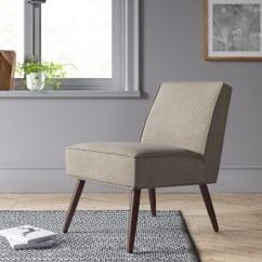 Modern Slipper Chair Different World Norris Accent Project 62 Target
