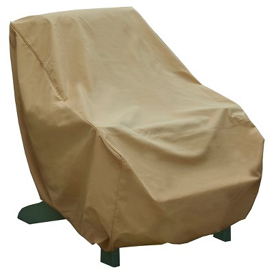 chair covers for garden furniture chiavari chairs wedding hire adirondack cover xl sand seasons sentry target