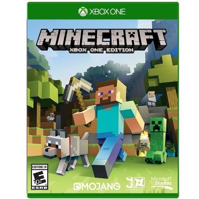 Minecraft Xbox One Target