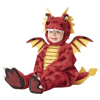 Baby Dragon Costume 18-24M - California Costumes