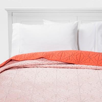 Velvet Stitch Quilt - Pillowfort™