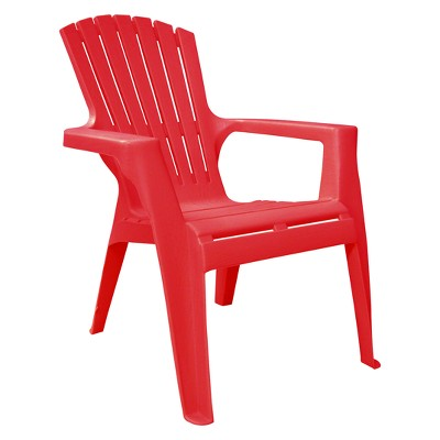 red adirondack chairs dining room chair covers washable kids adams target