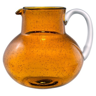 Artland Iris 2.7L Glass Pitcher