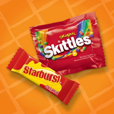 skittles and starburst fun