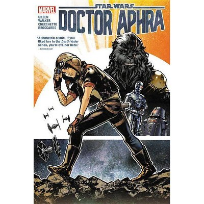 Star Wars: Doctor Aphra Vol. 1 - (Star Wars: Doctor Aphra Hc) (Hardcover)