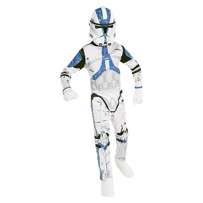 Kids' Star Wars Clone Trooper Costume