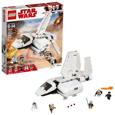 LEGO Star Wars Imperial Landing Craft 75221