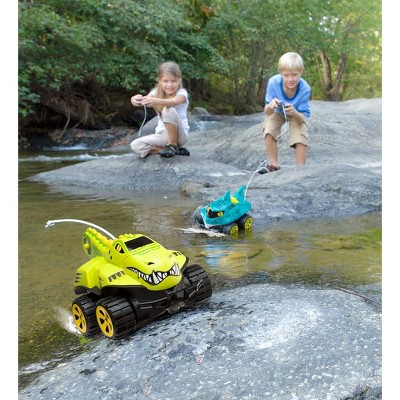 Mega Morphibian Amphibious Remote Controlled Toy Vehicle - Kid Galaxy