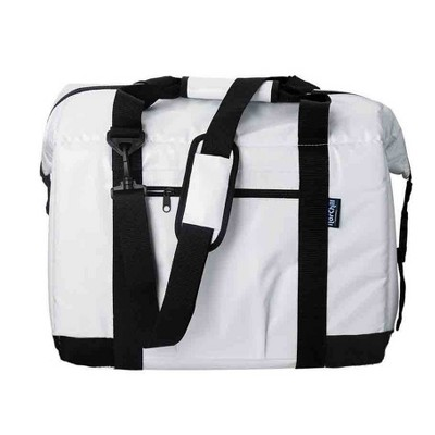 NorChill 48 Can Cooler Bag - White