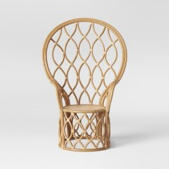Rattan Peacock Chair Ikea Kitchen Tables And Chairs Natural Opalhouse Target