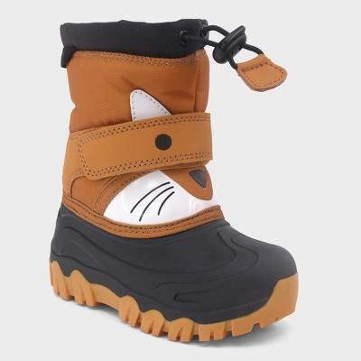 Toddler Boys' Bernardo Wolf Winter Boots - Cat & Jack™
