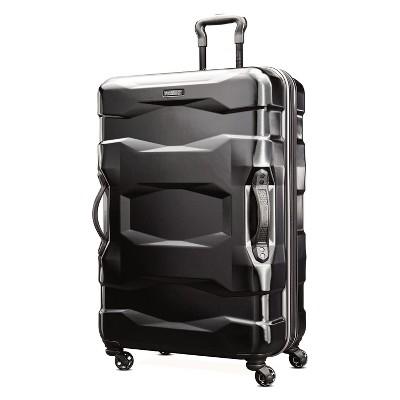 American Tourister Breakwater 28 Hardside Spinner Suitcase Black Target