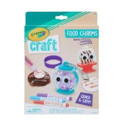 Crayola 14pc Craft Model Magic Food Charms Kit : Target