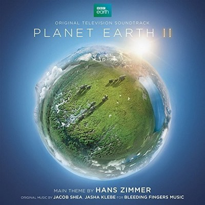 Hans Jacob SheaZimmer - Planet Earth Ii (original Television Soundtrack)planet Earth Ii (Ost) (CD)