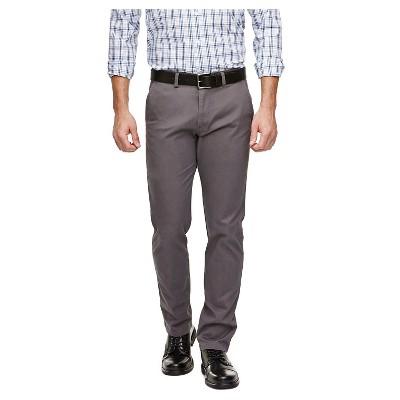 Haggar H26 - Men's Big & Tall Slim Fit Stretch Chino Pants