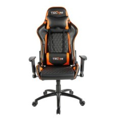 Adult Gaming Chair Old Wicker Chairs Uk Ts 5000 Ergonomic High Back Computer Racing Orange Techni Sport Target