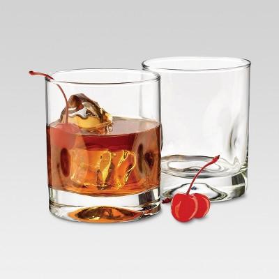 Telford Tumbler 12oz 4pk Short Glass Tumblers - Threshold™