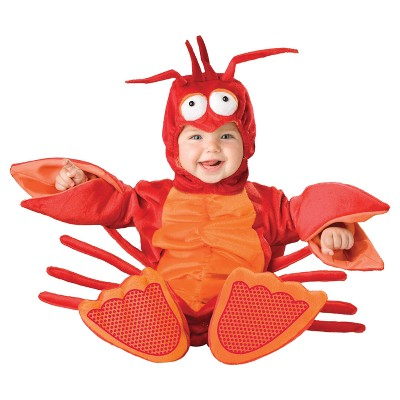 Baby/Toddler Lil' Lobster Costume
