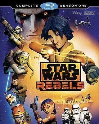 Star Wars Rebels: Complete Season 1 (Blu-ray) (2 Discs)