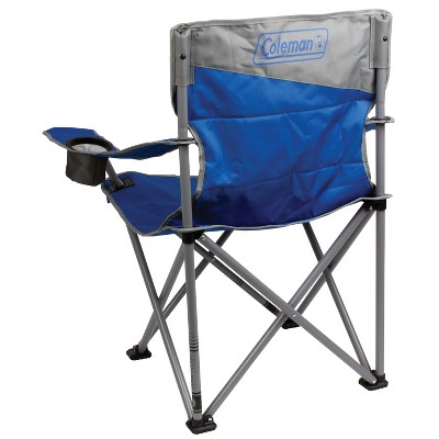 best folding quad chair inversion benefits coleman big n tall with carrying case target