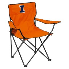 Folding Quad Chair Modern Accent Illinois Fighting Illini Camp Target About This Item