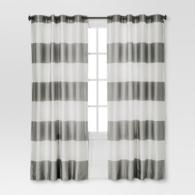 Bold  Curtain Panel - Threshold™