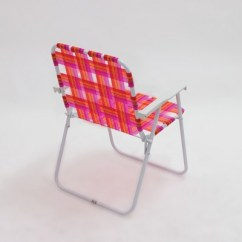 Outdoor Beach Chairs Wedding Chair Covers Derby Portable Red Lattice Evergreen Target