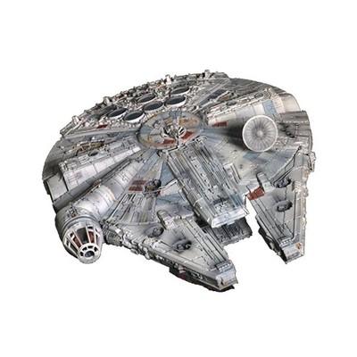 "Star Wars: The Empire Strikes Back 19"" Millennium Falcon Die-Cast Vehicle"