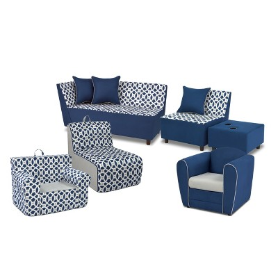 Loopy Tween Furniture Collection Navy - Kangaroo
