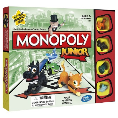 Monopoly Junior Board Game Target