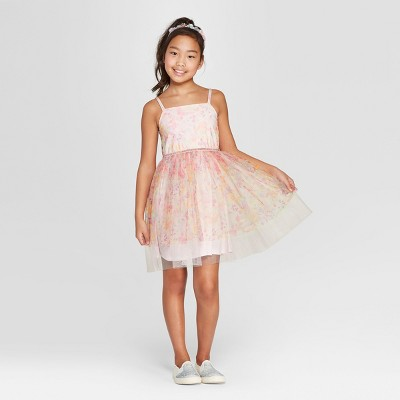 Girls' Tutu Dress - Cat & Jack™ Pink