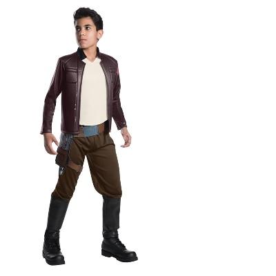 Star Wars Episode VIII - The Last Jedi Deluxe Kids' Poe Dameron Costume