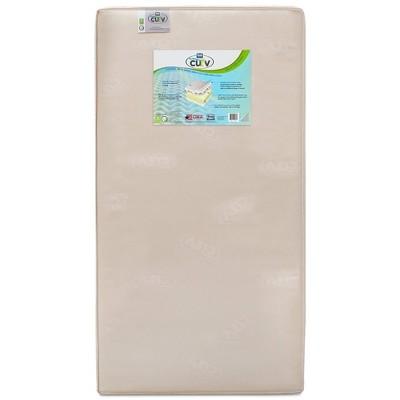 Simmons® Kids CURV Memory Foam Comfort Crib & Toddler Mattress