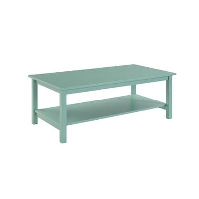 landry coffee table turquoise boraam