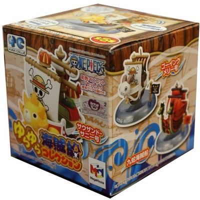 Little Buddy LLC One Piece Blind Box MegaHouse Ship Series 1, One Random