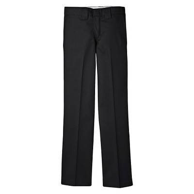 Dickies Boys' Slim Straight Pants