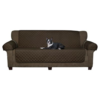 Suede Waterproof /Faux Fur Sofa Pet Throw - Maytex
