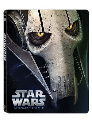 Star Wars Episode III: Revenge Of The Sith (Steelbook)