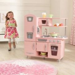 Kid Craft Kitchen Microfibres Rug Kidkraft Vintage Pink Target