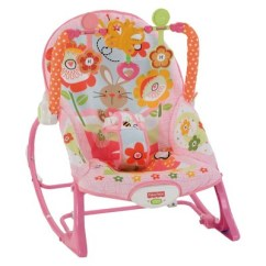 Pink Toddler Rocking Chair Cheap Banquet Covers Wholesale Fisher Price Infant To Rocker Girl Target