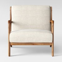 Esters Wood Arm Chair Husk - Project 62 : Target